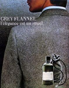 Geoffrey Beene Grey Flannel : Fragrance Review