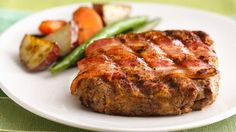This looks delicious and I love meatloaf! On the grill - best of both worlds!