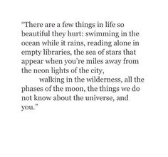 There are a few things in life so beautiful they hurt...