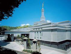 LDS Temple Fukuoka, Japan    #MormonLink #LDSTemples