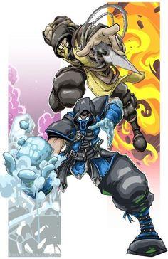Escorpion Mortal Kombat, Sub Zero Mortal Kombat, Character Drawing, Game Character, Victory Tattoo, Claude Van Damme, Kobe Bryant Pictures, Dark Art Tattoo, Mortal Combat