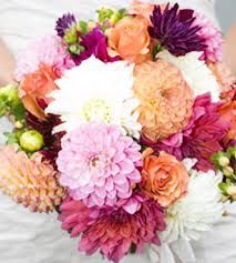 late summer bouquets wedding - Google Search