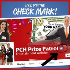 36 Best PCH SCAM AWARENESS images | Publisher clearing house, Homes