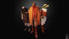Eastshade Male Outfits, Daniel Merticariu on ArtStation at https://www.artstation.com/artwork/derY1
