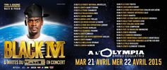 #Black M en tournée