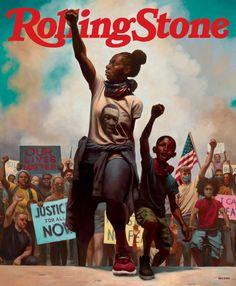 2020 a través de las mejores portadas de revistas de un año para olvidar