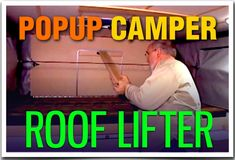 ►► How To Construct A Popup Truck Camper Roof Lifter