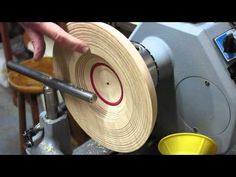 Wood Turning - Beginners Guide # 5 - The Bowl Gouge - YouTube