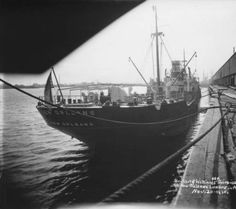 S.S. New Orleans :: Charles L. Franck and Franck-Bertacci Photograph Collections