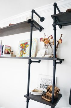 A Few Projects You Should Try If You're Into Pipe Furniture