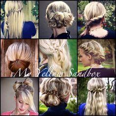 hair by SeliaLucia