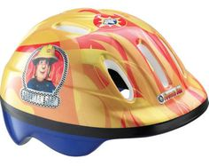 kinderfietshelm brandweerman sam - Google Search