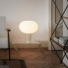 Table Lamps and the Full Spectrum Bulb - Lamp Lights Blue Table Lamp, Table Lamps, Simple Coffee Table, Finding A House, Lamp Design, Interior Lighting, Interior Design Inspiration, Interior And Exterior, Home Decor