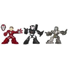 Marvel Super Hero Squad - Iron Man 3 [Expo Air Assault]