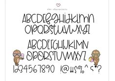 Floaties - A Cute Handwritten Font example image 13 Cute Handwriting, Handwriting Alphabet, Hand Lettering Alphabet, Doodle Lettering, Graffiti Alphabet, Creative Lettering, Lettering Styles, Cute Fonts Alphabet, Doodle Fonts
