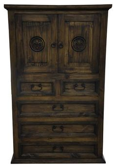 Antique Orleans Chest By Rustic Specialists At Ivan Smith Furniture