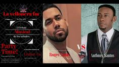 Romeo Santos VS Anthony Santos Romeo Santos, Musical, Latina, Youtube, Instagram, Movies, Movie Posters, Fictional Characters, Best Songs