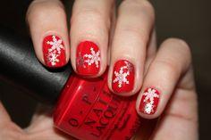 Christmas nails =)