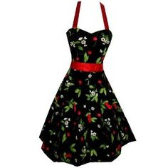 50s style rock n roll dress    I LOVE this one too...but once again I'd be having a Grease moment.