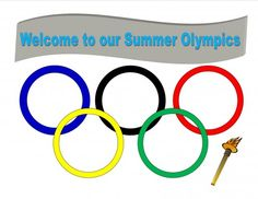 Olympics Party for Kids