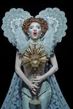 Kostume Inspirationen Elisabeth Battory