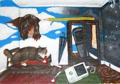 surrealist room - Google Search