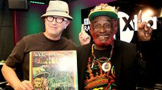 Lee Scratch Perry toasting session for BBC 1XTRA on the David Rodigan Reggae show. Listen here...  http://www.bbc.co.uk/programmes/b0457vth