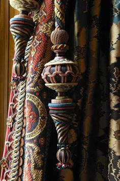 Drapery & Tassels Graf Paris - Declercq Passementiers