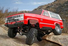 1986 Chevrolet K-5 Blazer Ascender