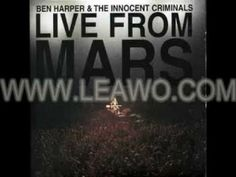 Ben Harper - Woman in You (Live from Mars)