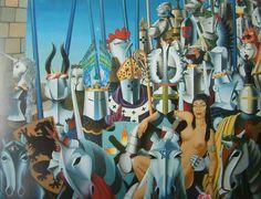 * Felix Labisse - M.C.C.I.V. - 1963