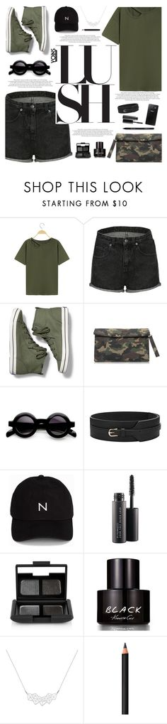 """""""Yoins #7"""" by katarinamm ❤ liked on Polyvore featuring Keds, New Black, Samsung, MAC Cosmetics, NARS Cosmetics, Kenneth Cole, Arbonne, INIKA, yoins and yoinscollection"""