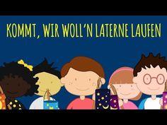 Rolf Zuckowski | Kommt wir wolln Laterne laufen (Lyric Video) - YouTube