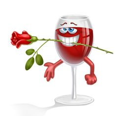 Wine and Roses Stickers Emojis, Al Green, Emoji Love, Smiley Emoji, My Funny Valentine, Smile Face, Cute Wallpapers, Art Lessons, Flower Art