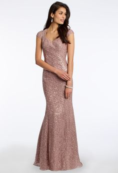 Sequin Dress #camill