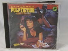 1994 Music From The Motion Picture, Pulp Fiction, Various Artist. View pictures for details. | eBay!