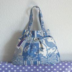 Gorgeous handmade bag.