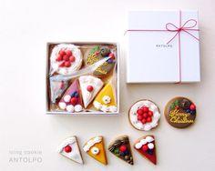 ANTOLPO./オーダーメイドアイシングクッキー