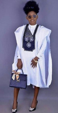 African womens Agbada/African Agbada for women/African women clothing/Traditional outf African Fashion Designers, African Fashion Ankara, African Print Fashion, Africa Fashion, African Bridesmaid Dresses, African Wear Dresses, African Attire, African Clothing For Men, African Shirts