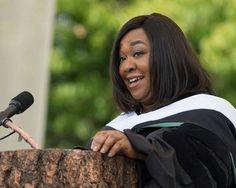 Shonda Rhime's Dartmouth commencement speech