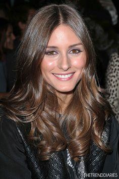 Olivia Palermo | http://getthelookoliviapalermo.blogspot.com.es  Love the hair