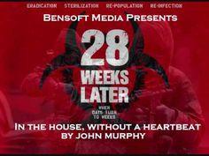 In the House, In a Heartbeat - John Murphy - warning, honest, impending, terror, bleak.