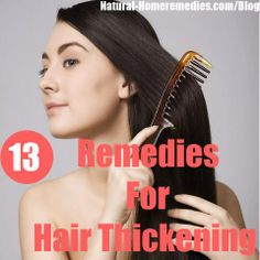 Damage control: Natural Hair Thickening Tips