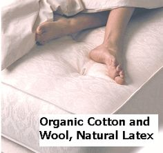 Organic mattresses and organic bedding are very important for your health and the health of your children. Dax Stores carry all types of organic mattresses, including innerspring organic cotton and organic wool, and all-natural latex foam mattresses. goo.gl/dlLtOF