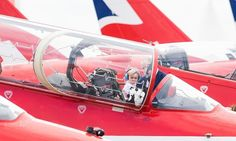2017 - Prince William has shared his passion for planes with his son. Prince George's first royal engagement in the U.K was at the Royal International Air Tattoo where he got to explore different aircrafts. Photo: Getty Images | HELLO Canada