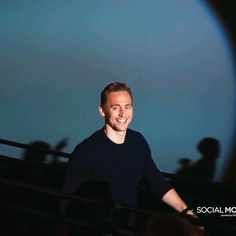 Tom Hiddleston Exclusively I don't care I'll pin these a gazillion times , I have no shame
