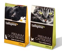 Pet Packaging Design Concepts by Darlene Konieczny, via Behance