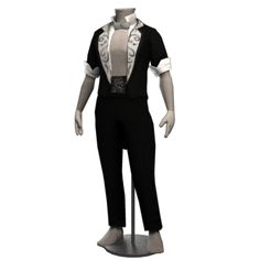 Cezar Calavera Groom's Suit