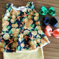 #Repost O look de hj da @minifstore é muito divoooo, blusa peplum e saia bandagem para as mini fashionistas.     www.minifstore.com.br  Whatsapp 11 -99186-8383  Últimas peças dessa coleção estão no site, corre lá!
