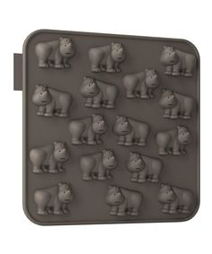 Novelty Rhinoceros Baby Elephant Quick Dry Teenage Boys Summer Short